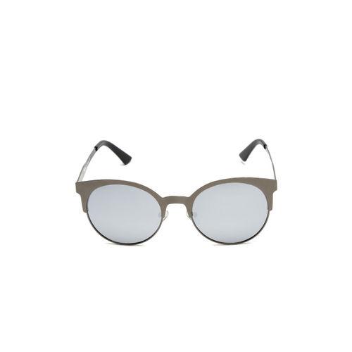 Mast & Harbour Unisex Mirrored Round Sunglasses MFB-PN-PS-T9869