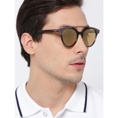 Killer Unisex Oval Mirrored Sunglasses KL3050BSV C1