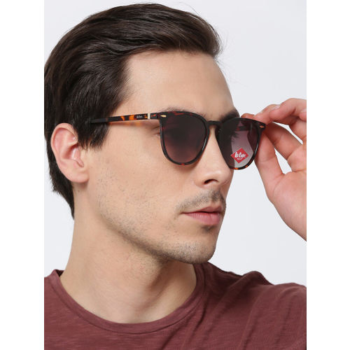 Lee Cooper Unisex Polarised Oval Sunglasses LC9134ENB