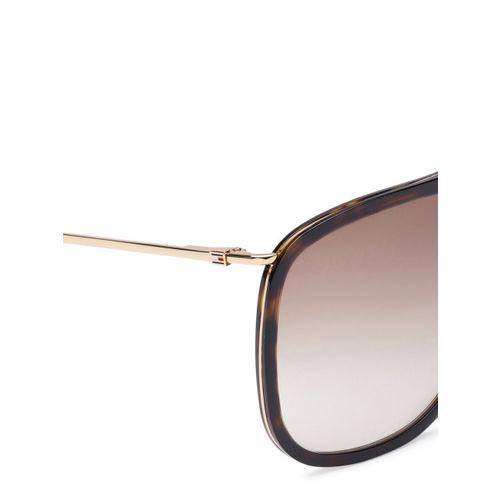 Tommy Hilfiger Unisex Square Sunglasses 2539 I Havgdbr-34 C2 60 S