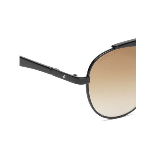 Fastrack Men Oval Sunglasses M211BK1