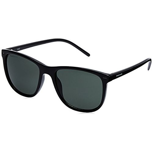 Fastrack UV Green colour Protected Square Sunglasses