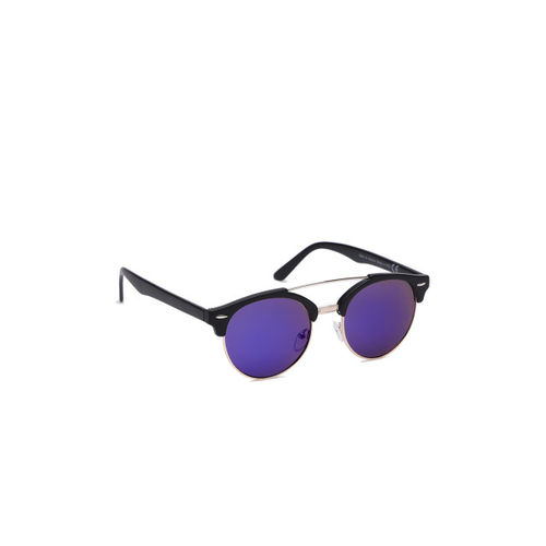 Mast & Harbour Unisex Browline Sunglasses MFB-PN-PS-DSA1865