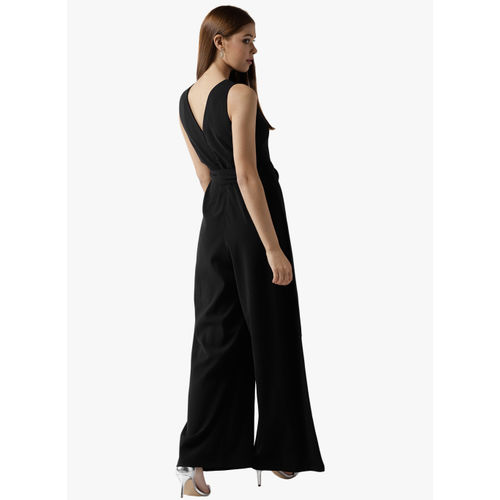 20Dresses Black Solid Basic Jumpsuit