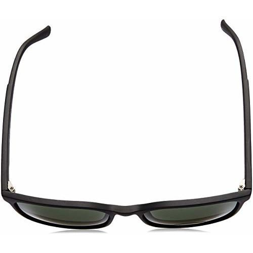 Fastrack UV Protected Oval Men's Sunglasses - (P408GR1|55|Green Color Lens)