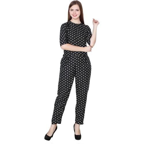 Buy My Swag Polka Print Women s Jumpsuit online  8aa5eda35a
