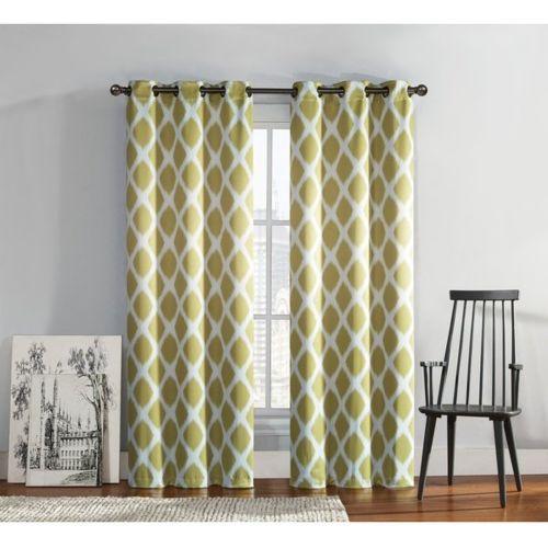 Dekor World 275 cm (9 ft) Cotton Long Door Curtain (Pack Of 2)