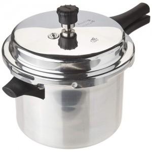 487bd8613 Prestige PPA5L Popular Aluminum Pressure Cooker