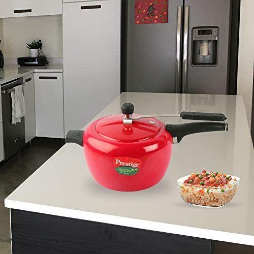 Prestige Apple Plus Inner Lid Aluminium Pressure Cooker