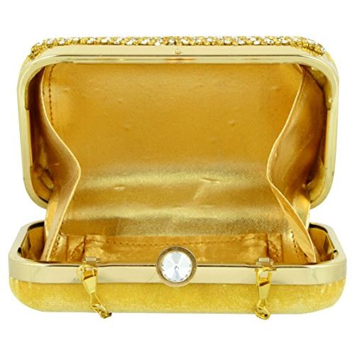 Tooba Handcrafted GVL6 Women's Potli (Golden)