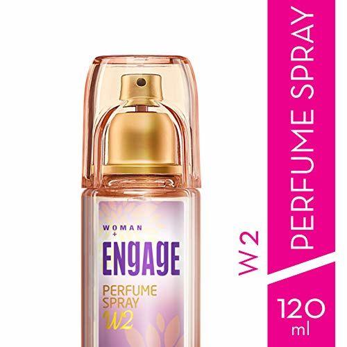 Engage W2 Perfume Spray for Women, 120ml