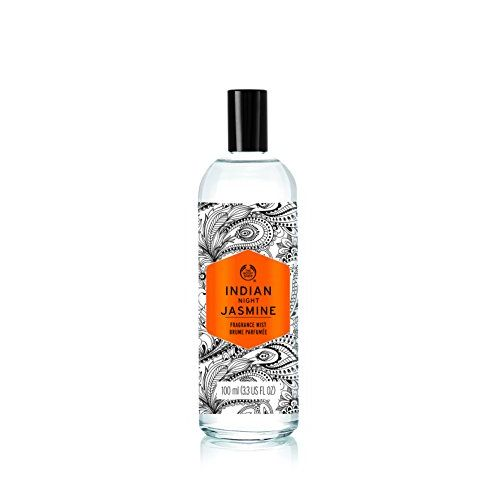 The Body Shop Indian Night Jasmine Fragrance Mist, 100ml