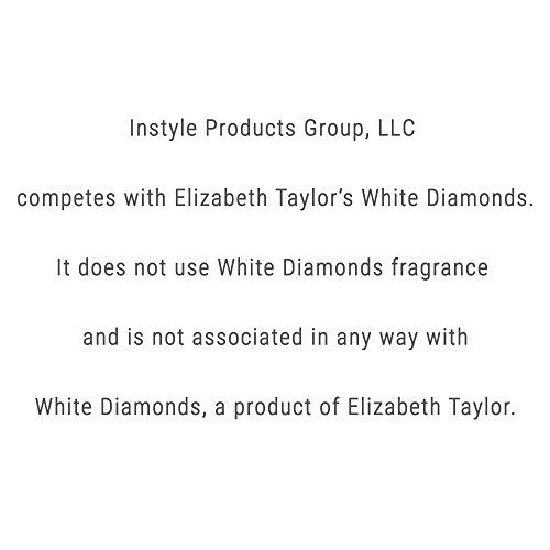 Perfect Scents Impression of White Diamonds Cologne, 2.5 Fluid Ounce