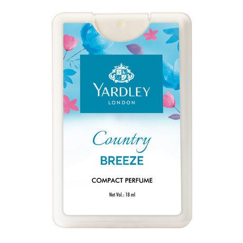 Yardley London Country Breeze Compact Perfume