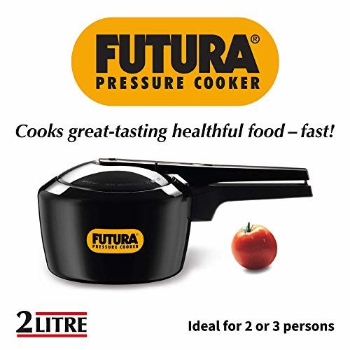 Hawkins Futura hard and anodised cooker 2ltr