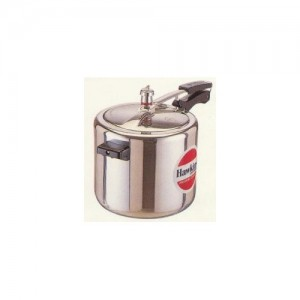 Hawkins HA18L Classic Aluminum Pressure Cooker, 18-Liter