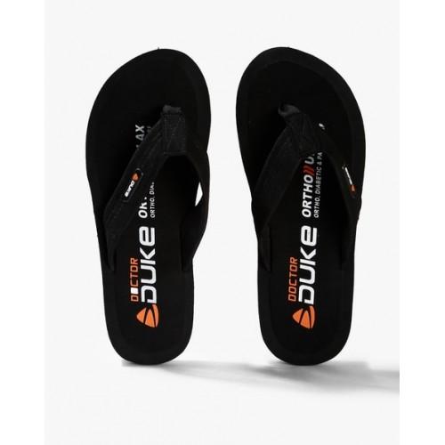 DUKE Ortho Pain-Relief Thong-Strap Flip-Flops