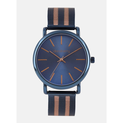 DressBerry Blue Analogue Watch MFB-PN-PF-DK2503