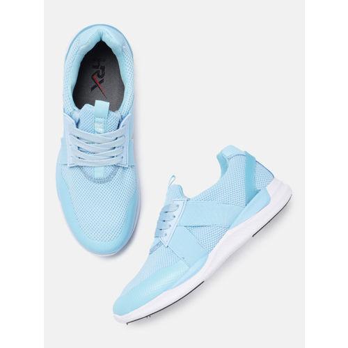 HRX by Hrithik Roshan Women Blue Running Shoes