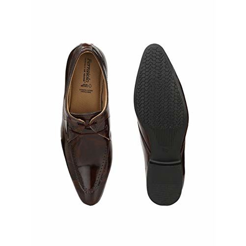 LEVANSE Men's Synthetic Leather Formal Shoes