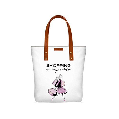 DailyObjects Tote Hand Bag, Size- 16.3inch*1inch*17.3inch, Made of Canvas, Color- Multicolor