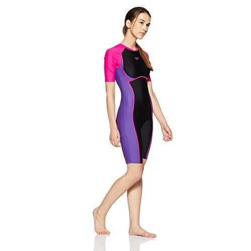 Speedo Female Swimwear Essential Spliced Kneesuit