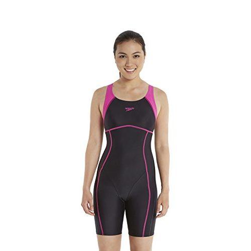 590f57e0511 Buy Speedo Female Swimwear Essential Splice Legsuit online | Looksgud.in