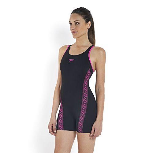 b4ac6c9a2b Buy Speedo Female Swimwear Monogram Legsuit online | Looksgud.in