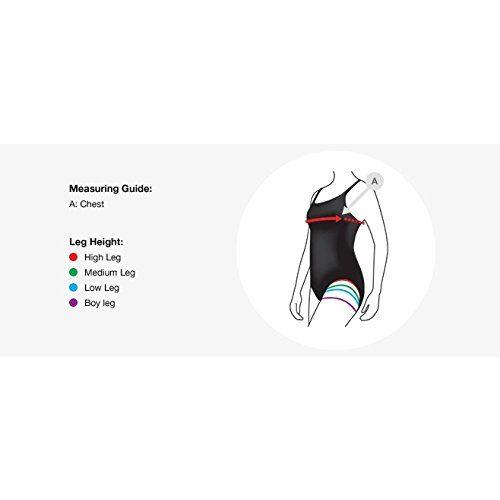 Speedo Female Swimwear Fit Pinnacle Kickback