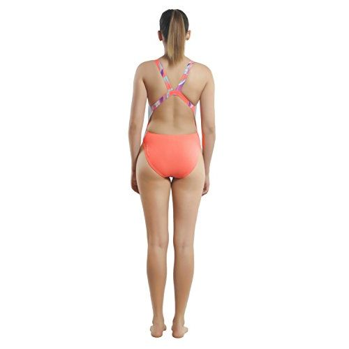 Speedo Female Swimwear Allover Digital Leaderback