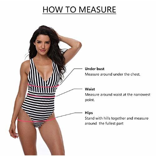 ddc9850cb5e ... Barlingrock Women Swimsuit Barlingrock One-Piece Monokini Swimsuit for  Women,Hot Sexy Floral Casual ...