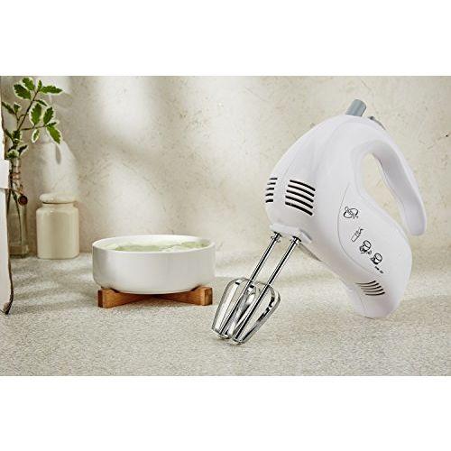Orpat OHM-207 150-Watt Hand Mixer (White)