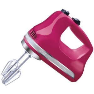 Orpat OHM 217 Hand mixer 200 W Stand Mixer(Violet)