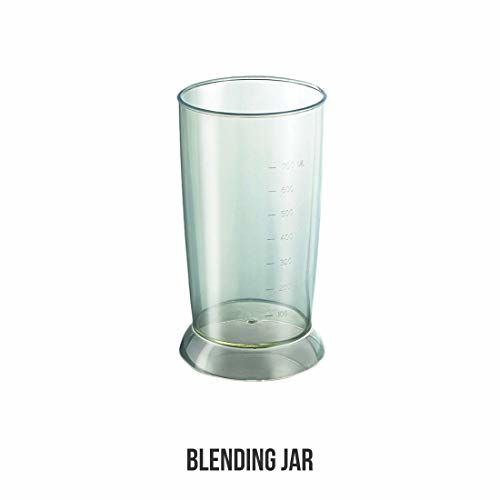 Prestige PHB 5.0 200 Watt 2 Speed Hand Blender with Blending Jar