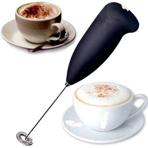 NIHAR Nr Portable Hand Blender For Lassi,curd, Milk, Coffee, Egg Beater ,Mixer, Cappuccino,cream cofee frother blender_222 3 W Hand Blender(Black)