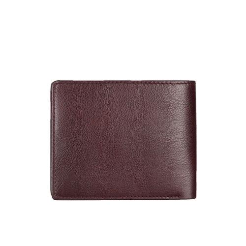 Teakwood Leathers Teakwood Leather Men Coffee Brown Leather Wallet