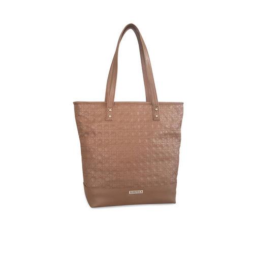 Toteteca Bag Works Shoulder Bag(Tan)