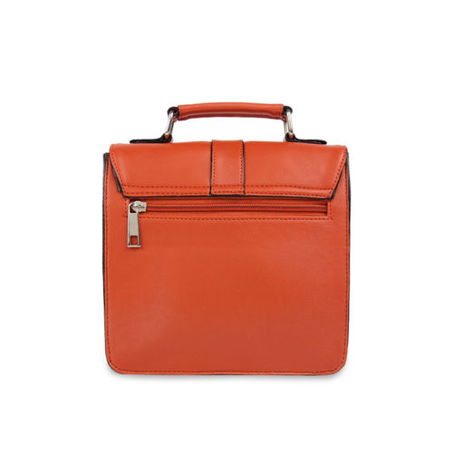 Toteteca Rust Solid Sling Bag