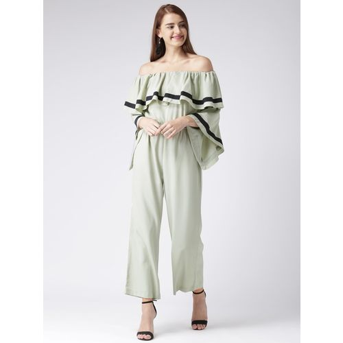 KASSUALLY Solid Women Jumpsuit