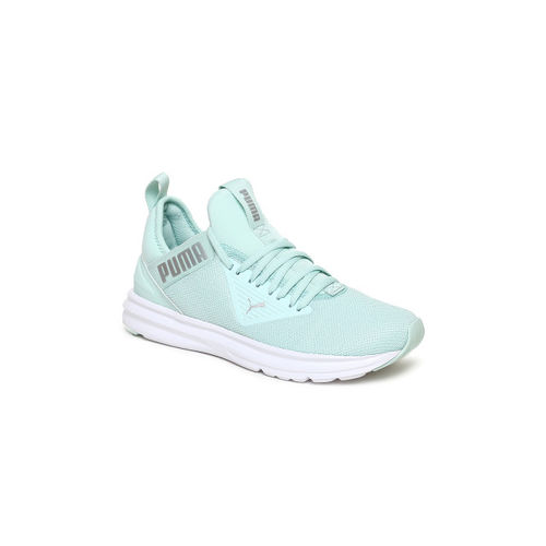Puma Green Enzo Beta Running Shoes