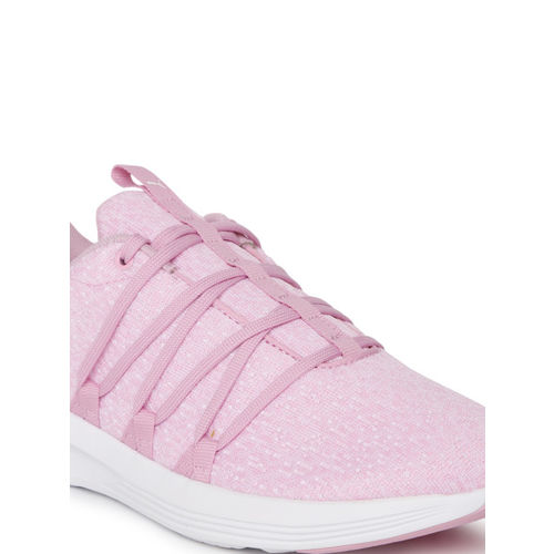 Puma Women Pink Prowl Alt Knit Training Shoes