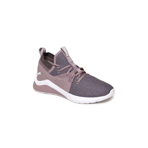 Puma Women Purple Emergence Running Shoes