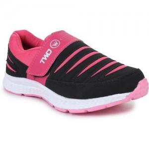 TOUCHWOOD Shark Sports Running Shoes For Women(Black)