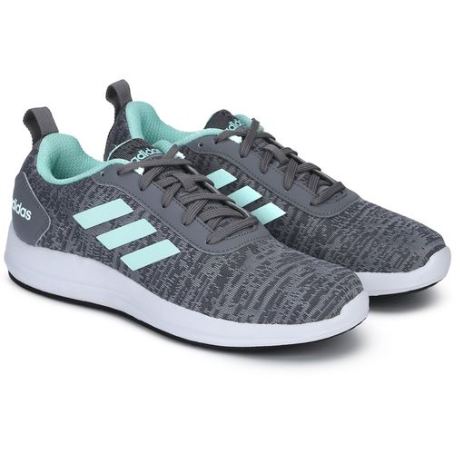ADIDAS VIDELL W Running Shoes For Women(Grey)