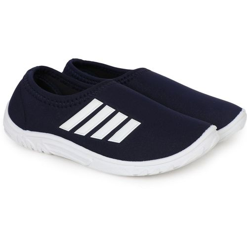 Fuel Blue Synthetic Slip-On Casual Shoes