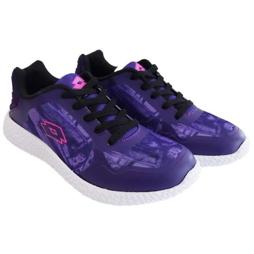 Lotto Running Shoes For Women(Purple, Black)