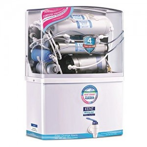 KENT Grand 8-Litres Wall-Mountable RO + UV/UF + TDS Water Purifier