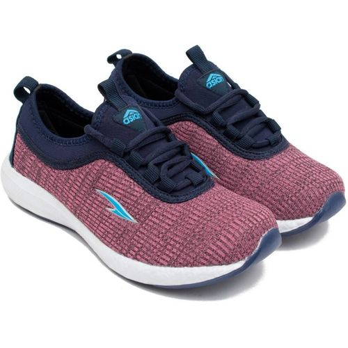 Asian Sketch-14 Navy Pink Walking Shoes,Gym Shoes,Canvas Shoes,Training Shoes,Sports Shoes, Running Shoes For Women(Navy, Pink)
