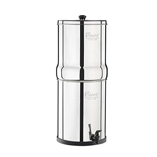 Rama Water Filter and Purifier, 304-Grade Stainless Steel with 10-Year Warranty