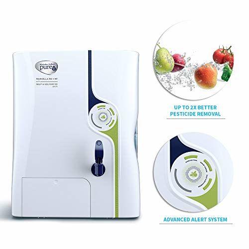 HUL Pureit Marvella RO+MF (8L) with Fruit & Veg Purifier